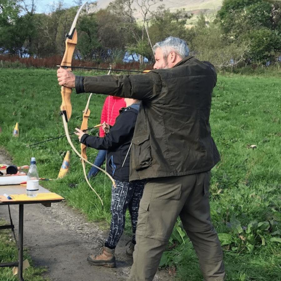 Inverleith-Off-Site-bow-arrow